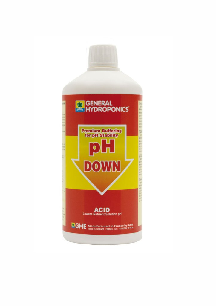 PH DECREASE SOLUTION GHE 0,5L