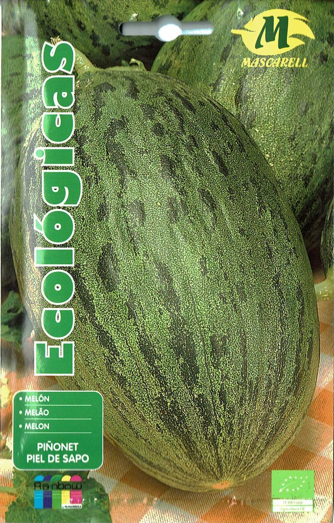 BIOLOGICAL SEED FROG SKIN MELON