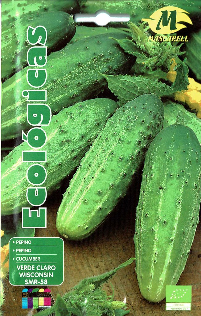 BIOLOGICAL SEED CUCUMBER MARKETMORE