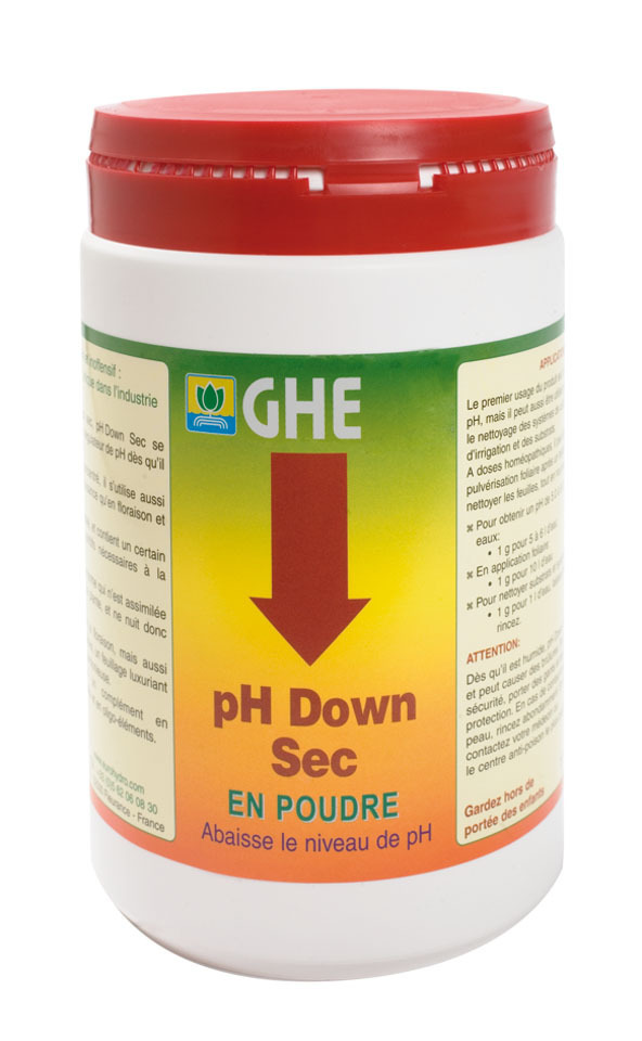 PH DECREASE GRAINY GHE 250g