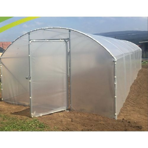 GREENHOUSE COVER GREEN 4X10X2,54m
