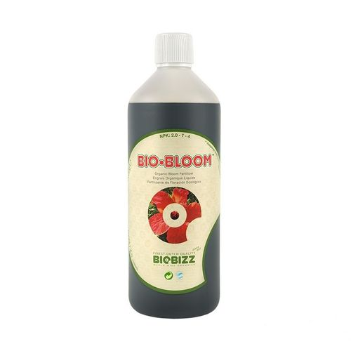 FERTILIZANTE BIOLÓGICO BIOBIZZ BLOOM 1L